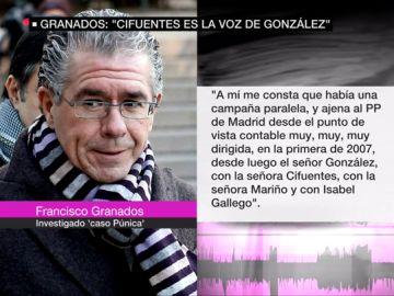 Declaración de Francisco Granados