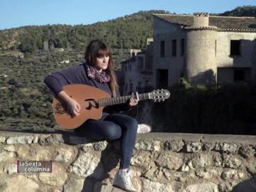 Rozalén canta en laSexta Columna