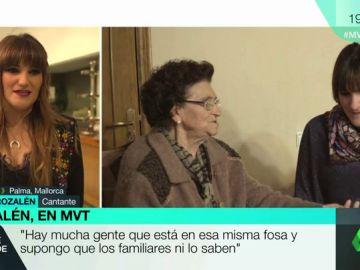 María Rozalén en Más Vale Tarde