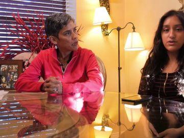 La youtuber Mari López en uno de sus vídeos en Youtube