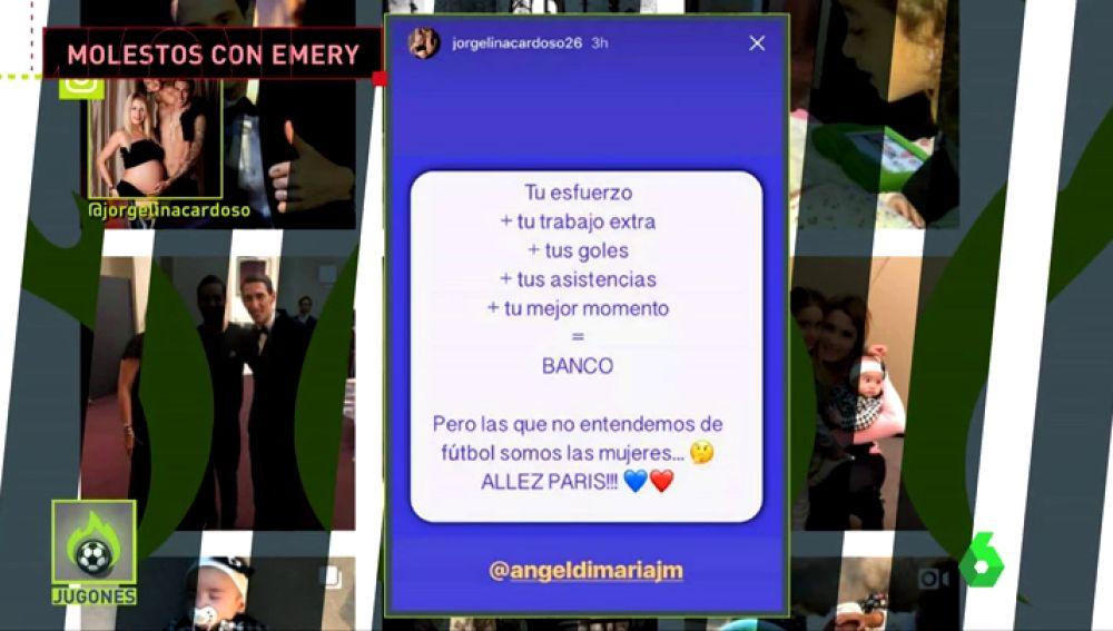 Rabiot, Thiago Silva, Di María... El vestuario del PSG, molesto con Emery
