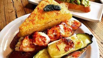 Descubrir la gastronomía del lugar al que viajas