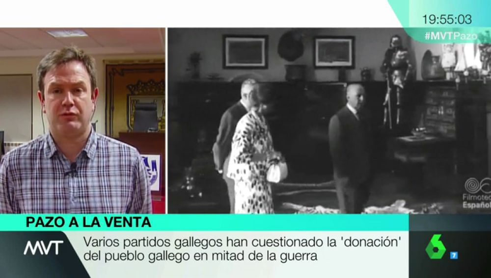 Benito Portela, alcalde de Sada,Benito Portela, alcalde de Sada