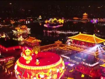 China celebra el Año Nuevo Lunar chino