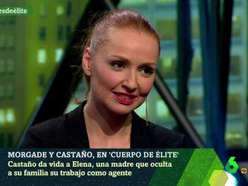 Cristina Castaño en laSexta Noche