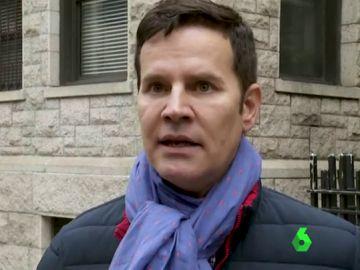 Juan Carlos Cruz, víctima de abusos sexuales