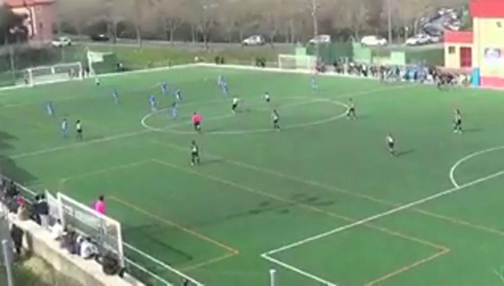 Adriana Martín pasa a la historia tras marcar el gol más rápido en el fútbol español
