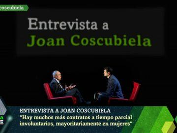 Entrevista a Joan Coscubiela en laSexta Noche