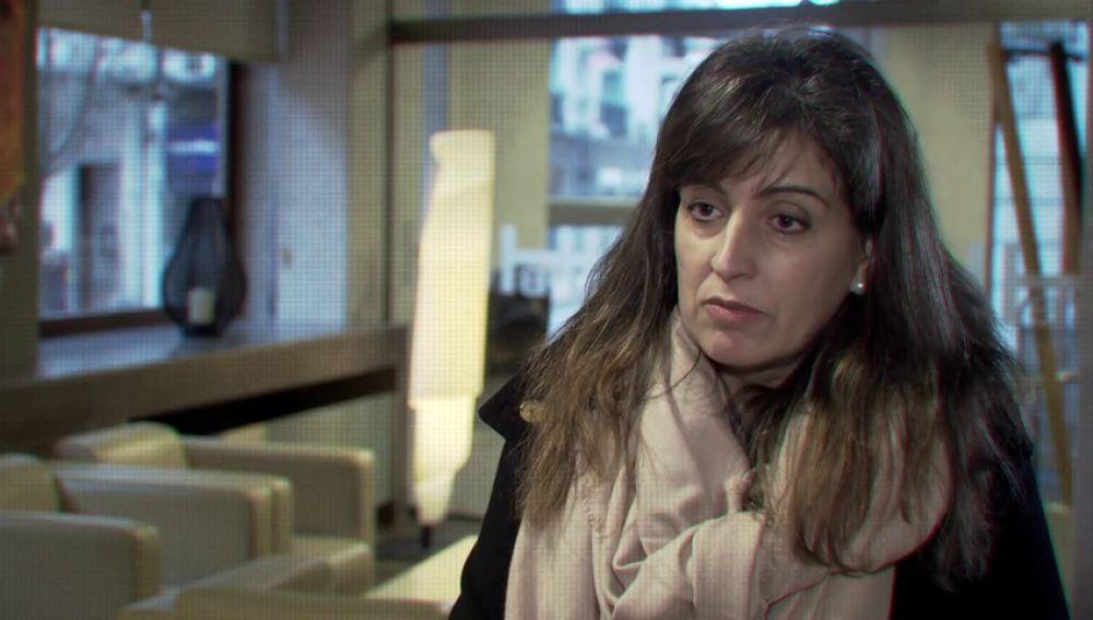 Rosario Rivas, hermana de Manuel