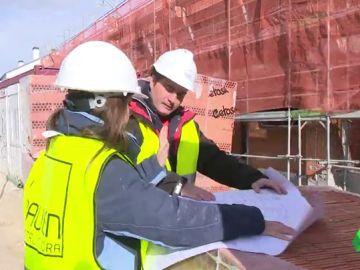 El sector de la construcción demanda una gran cantidad de mano de obra cualificada que ahora escasea