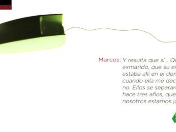 La llamada al 112 de Marcos Vidal