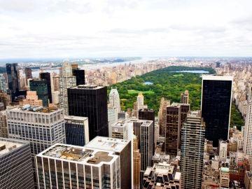 Top of the Rock. Midtown West, Manhattan