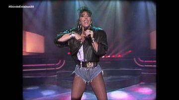 Sabrina, Dónde estabas entonces 1988
