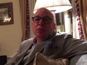 """Michael Wolff, autor de 'Fuego y furia': """"Donald Trump está loco, es un profesional del narcisismo"""""""