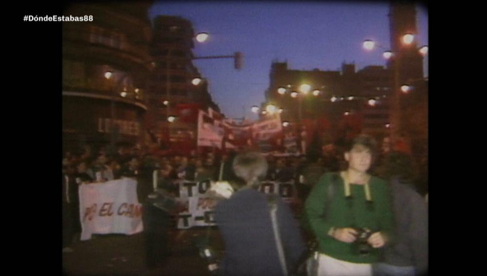 Huelga general 1988