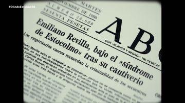 Secuestro de Emiliano Revilla en 1988