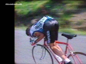 Pedro Delgado Tour de Francia de 1988