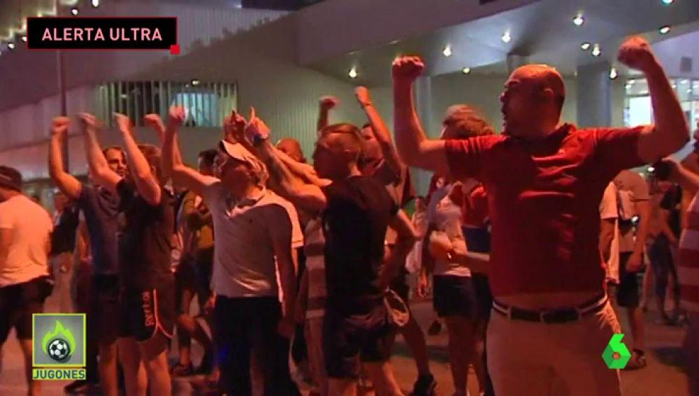 Preocupación en Bilbao por la presencia de 800 ultras del Spartak