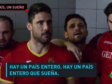 La increíble arenga del capitán de la selección española de rugby
