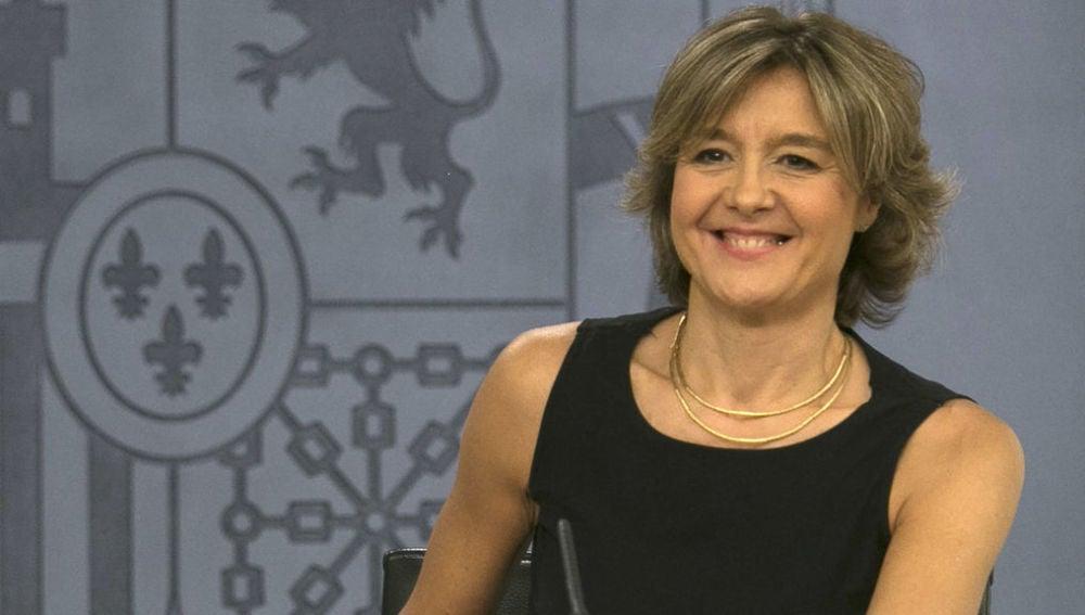 Ministra de Agricultura, Isabel García Tejerina