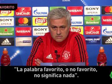 """Mourinho no se fía del Sevilla: """"Tienen una gran mentalidad para las eliminatorias"""""""