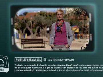 La historia de @VIRGINIATOVAR1 en Salvados