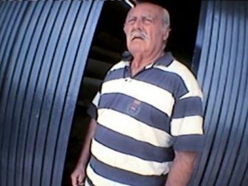 Tejero, un anciano que vive en la actualidad a caballo entre Madrid y Málaga