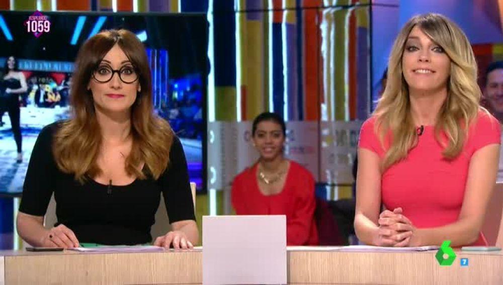 El pronóstico de Ana Morgade sobre 'Lo malo' de Anna Simon y Cristina Pedroche en Tu Cara Me Suena