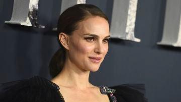 Natalie Portman en la premiere de 'Aniquilación'