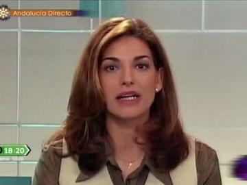 Así presentó Mariló Montero el primer programa de Andalucía Directo hace 20 años