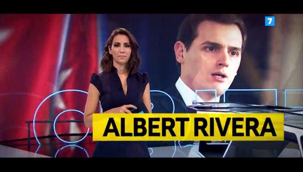 Albert Rivera responde a los ciudadanos este domingo en El Objetivo