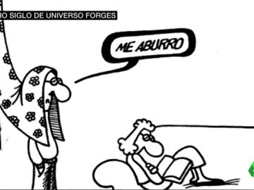 forges y sus personajes