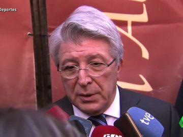 """Cerezo: """"Si la oferta por Carrasco es buena para él y para el club, no tenemos inconveniente en que se marche"""""""