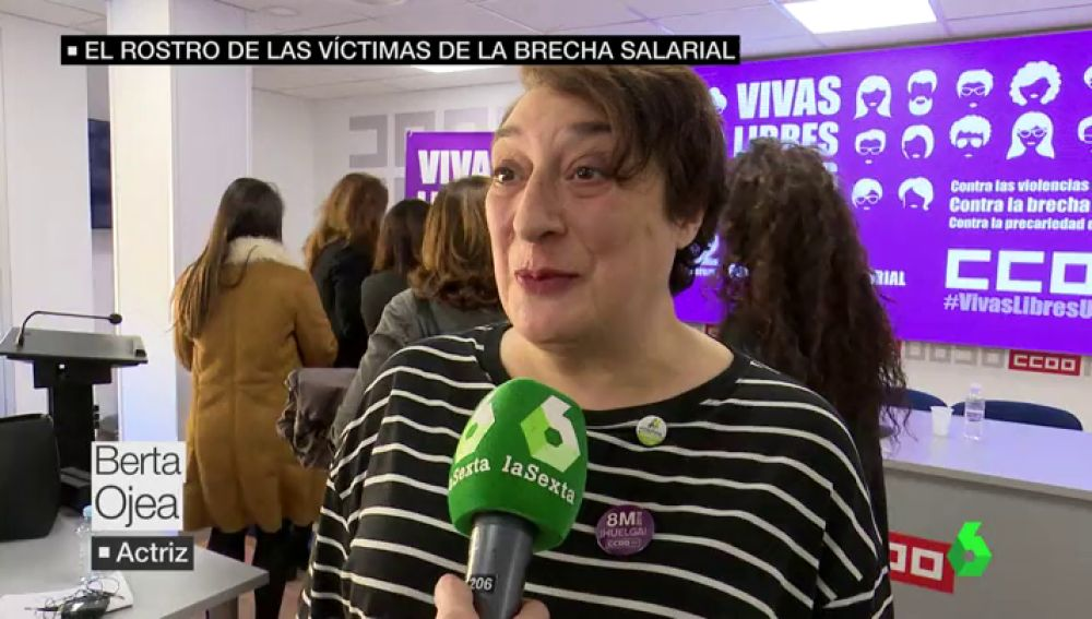 Berta Ojea, actriz