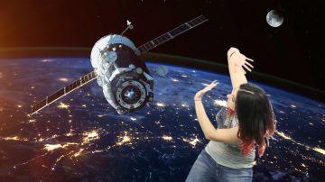 La estación espacial china Tiangong 1está cayendo fuera de control