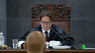 Juez Salvador Alba