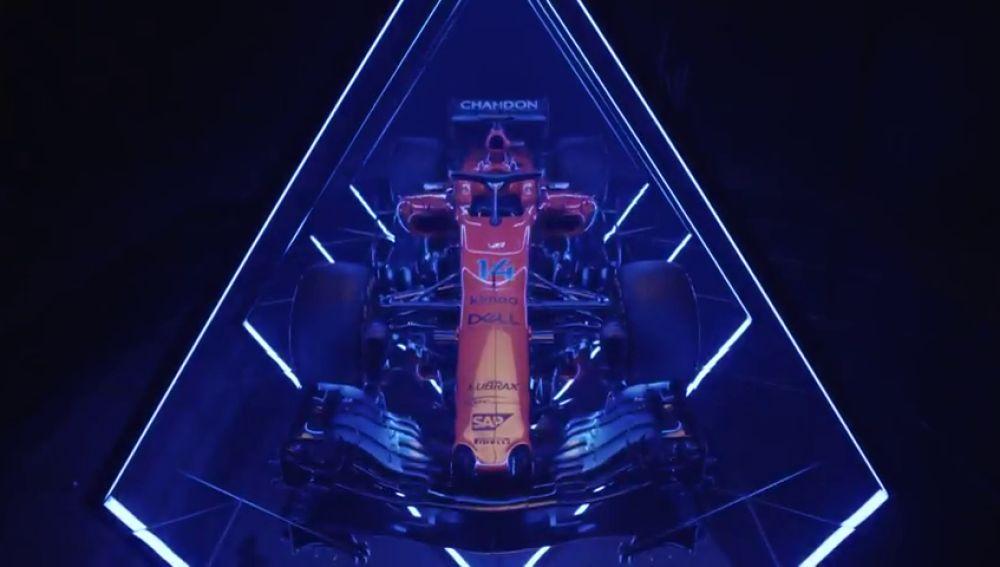 Así es el McLaren MCL33, el monoplaza del cambio para Fernando Alonso