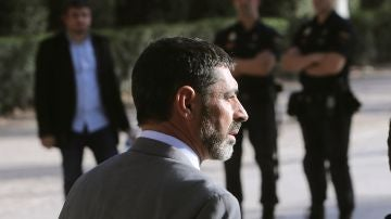 El exjefe de los Mossos Josep Lluis Trapero