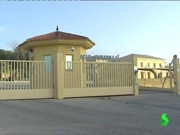 Acuartelamiento aéreo de Bobadilla (Málaga)