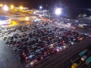 Más de 21.000 vehículos y 102.000 pasajeros se han visto afectados