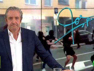 """""""Hay que suspender a los clubes que permiten la violencia ya. Que no se carguen el fútbol"""""""