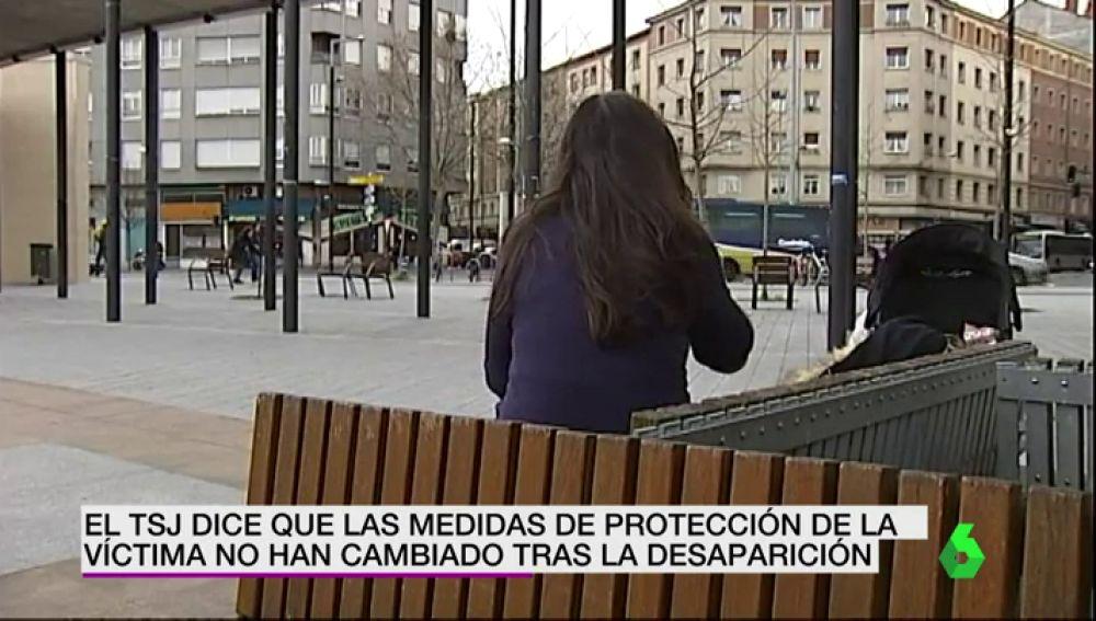 Mujer que denuncia la fuga de su maltratador, condenado a prisión