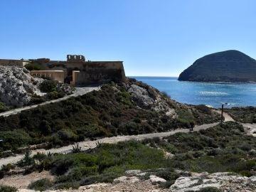El castillo de San Ramón