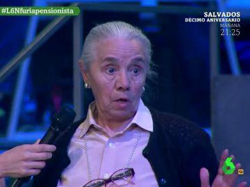Pilar Estatis, pensionista