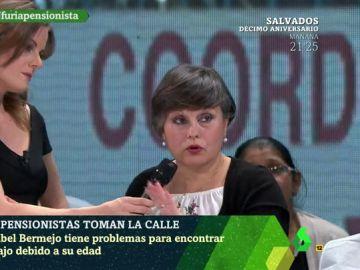 Maribel Bermejo, parada de larga duración