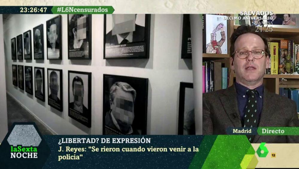 Joaquín Reyes en laSexta Noche