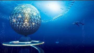 Ciudad submarina