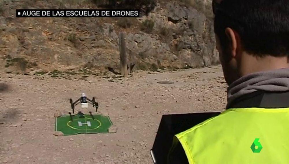 Escuela de drones