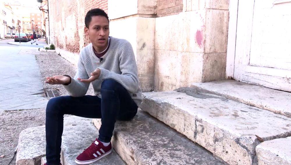 Isaac, el joven que ingresó injustamente en prisión