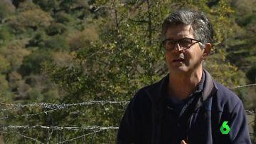 Juan Clavero, activista